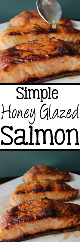 simplehoneyglazedsalmon
