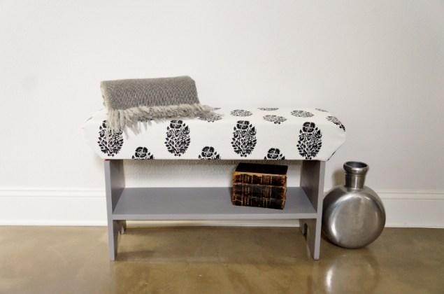 DIY-Upholstered-Wooden-Bench-DIY-Inspired