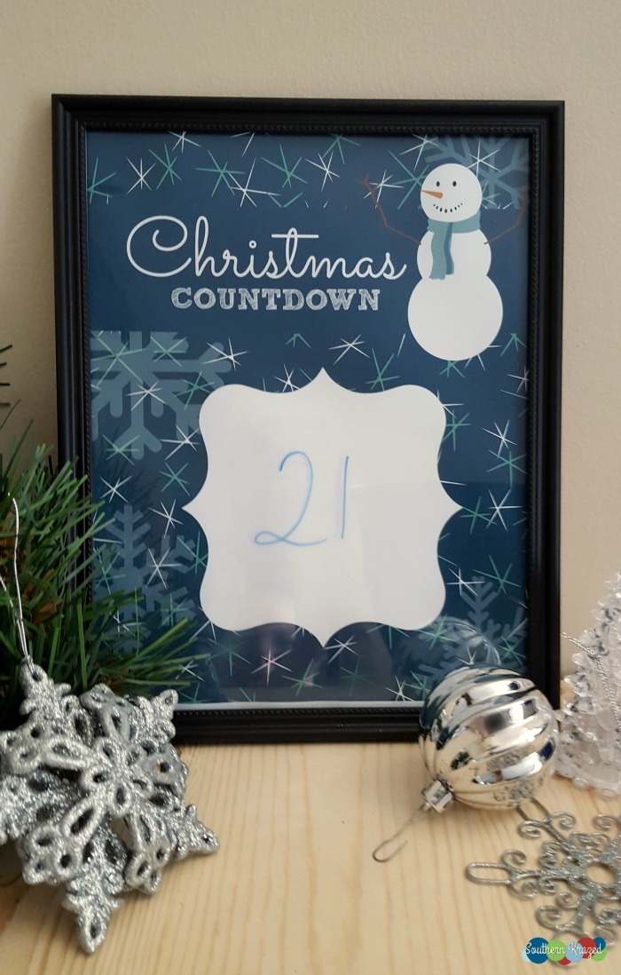 DIY-Countdown-to-Christmas-Dry-Erase-Project