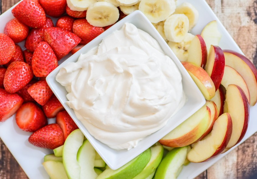 yogurt fruit dip
