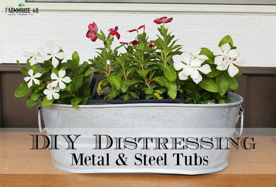 distressing-metal-steel-tubs-diy