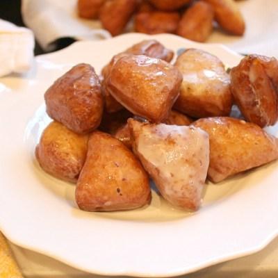 Easy Donut Bites Recipe