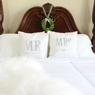 Farmhouse Master Bedroom – Makeover