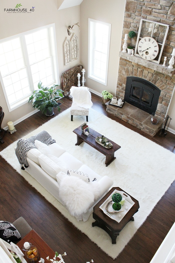 Living Room Review Rug #2