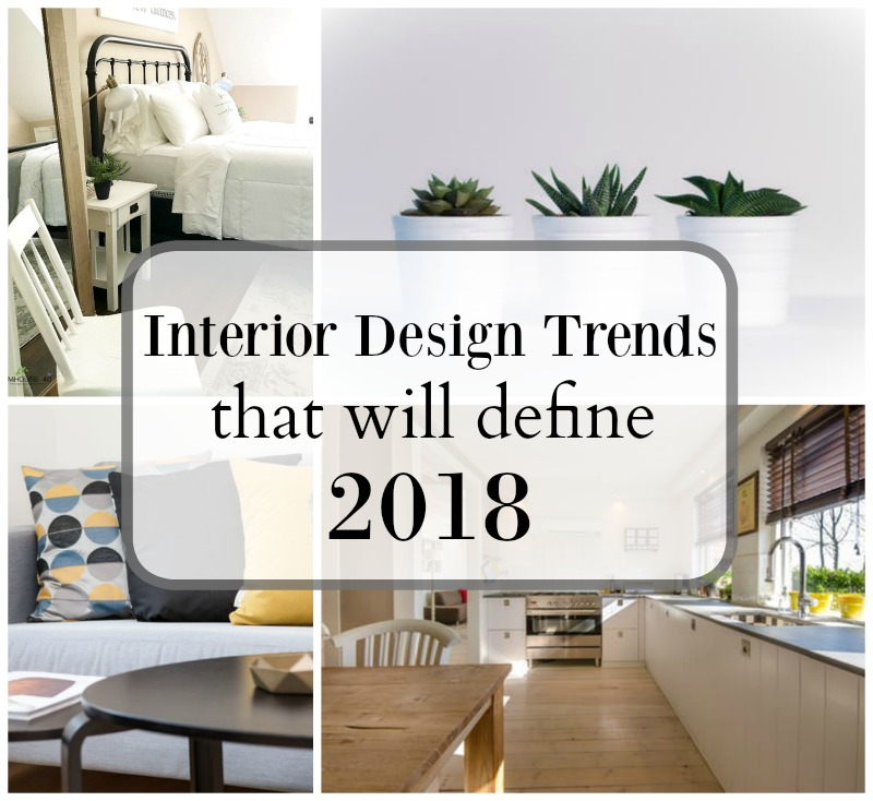 Interior design trends talk - Interior design trends 2018 ...