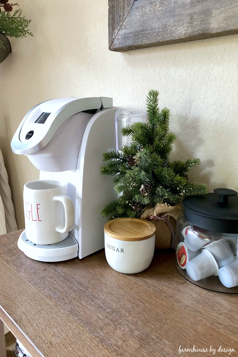 Keurig and Coffee Pods