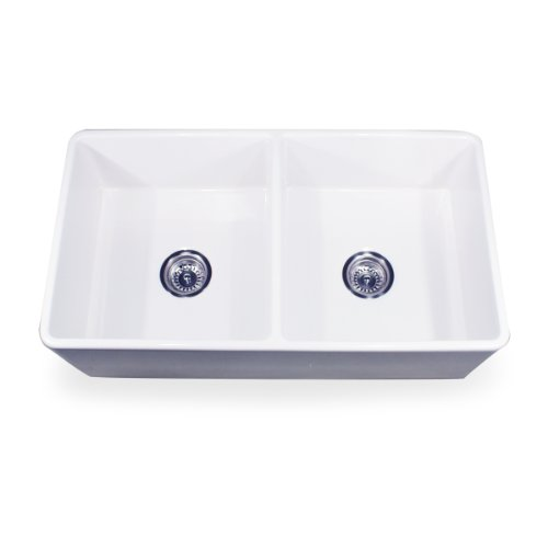 Nantucket Sinks T FCFS 33 DBL 33 Inch Double Equal