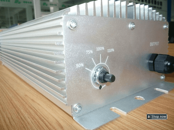 Electronic Ballast 1000W For Hydroponics