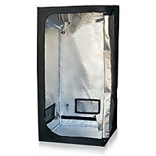reflective hydroponic grow tent