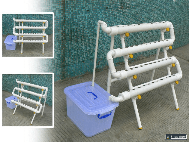 Successful DIY Hydroponics Grow Systems Garden Equipment