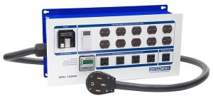 hydroponic power timer