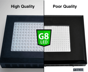G8LED 240 Watt Hydro Led grow light