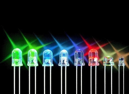 LED light emitting diodes