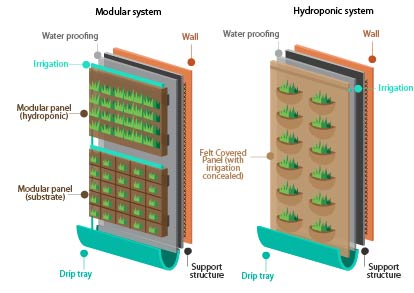 Substrate-based systems