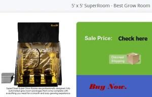 Best SuperRoom Grow Room