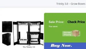 Trinity 3.0 Grow Boxes