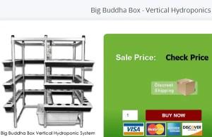 Big Buddha Box - Vertical Hydroponics