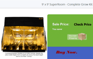 Supercloset - Complete Grow Kit