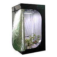 ECO WORTHY Mylar Hydroponics Grow Tent For Indoor Plant Growing ...
