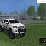 Hilux 4x4 Off Road For Fs 2015 Farming Simulator 19 17 15 Mod