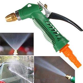 ONLY 4U ENTERPRISE Water Spray Gun - Plastic Trigger High Pressure Water Spray Gun for Car/Bike/Plants - Gardening Washing