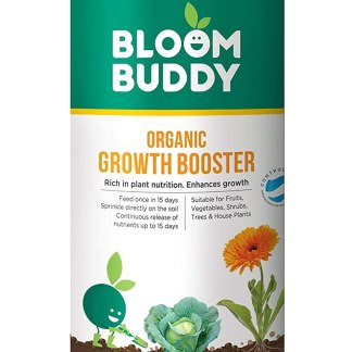 BLOOMBUDDY Organic Growth Booster (1 Kg)