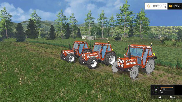 FIATAGRI 90-90 DT V0.5 BETA • Farming simulator | games mods - FarmingMod.com