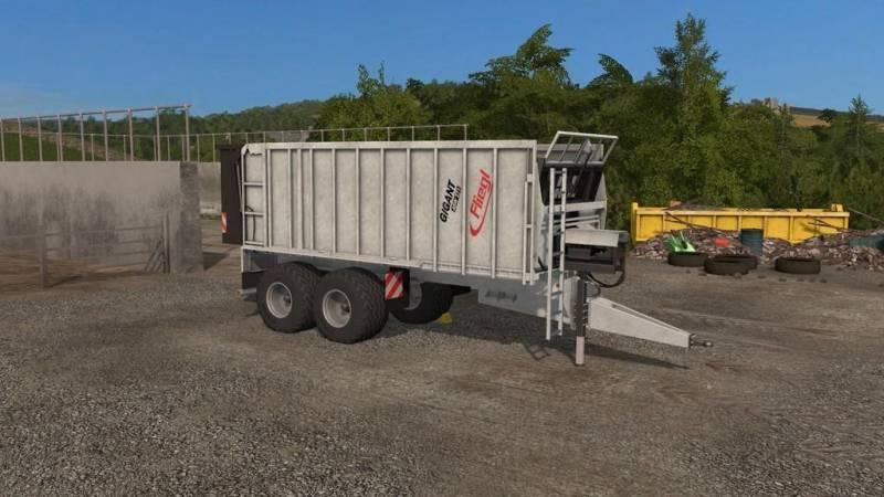 FS17 FLIEGL ASW 271 V1.4.0.0 • Farming simulator 19. 17. 15 mods | FS19. 17. 15 mods
