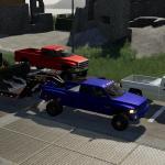 Second Gen Dodge Pack V1 0 Fs19 Farming Simulator 19 Mod Fs19 Mod