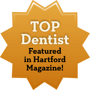 Farmington Village Dental was featured as Top Dentist in Hartford Magazine