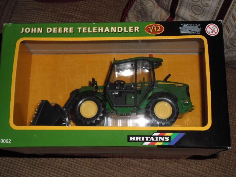 New John Deere Telehandler