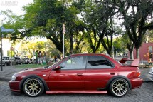 Gc8 Fender Flares - Year of Clean Water