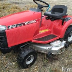 Riding Lawn Mowers In Canada 1984 Honda Goldwing Gl1200 Wiring Diagram 1998 H4514hsa Mower For Sale | Farms.com
