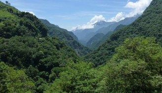 Taroko National Park, Hualien County, Taiwan