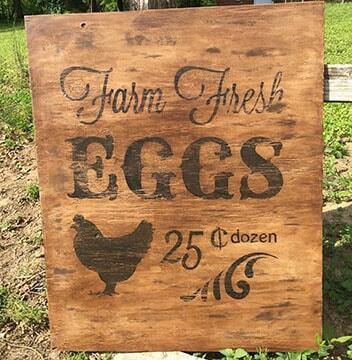 DIY Farm Sign Tutorial