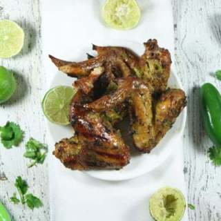 Whole30 Jalapeño Lime Chicken Marinade
