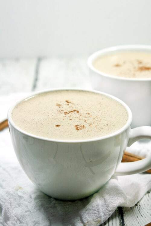 how to make a vanilla latte at home