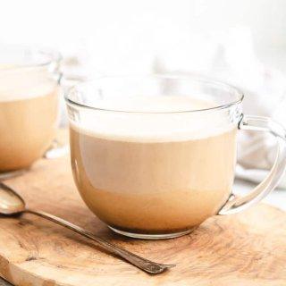 Whole30 Cinnamon Vanilla Latte – Paleo, Low Carb, Keto Latte