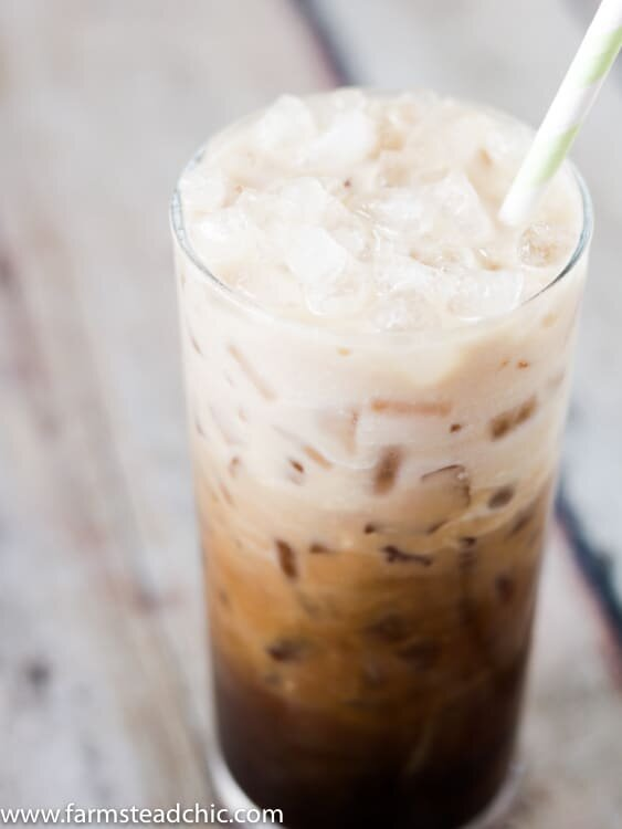 This Paleo And Whole30 Iced Coffee Will Get Your Morning Started With A Bang Collagen