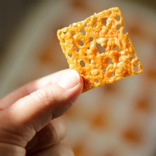 Keto Crackers – Low Carb Cheese Crackers