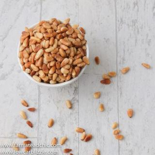 How to Toast Pine Nuts – Keto Nuts