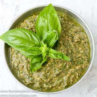 easy keto pesto