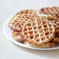 The BEST Chaffle Recipe! - Keto Waffle Bread