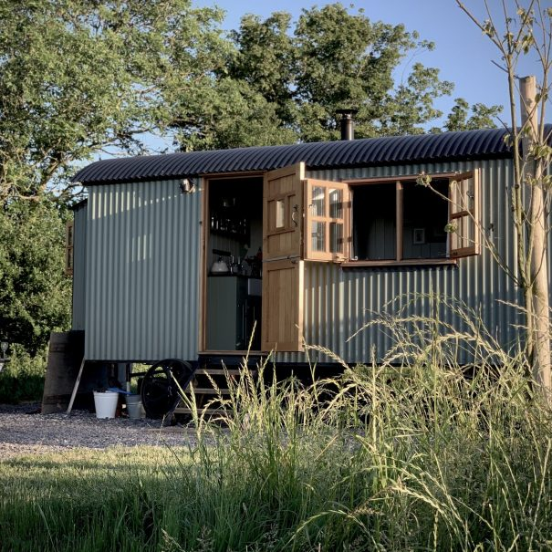 The Pleasant Pheasant at Farmstead Glamping