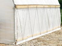 Greenhouse Drop Down Curtain Greenhouse Curtains Roll Down Green