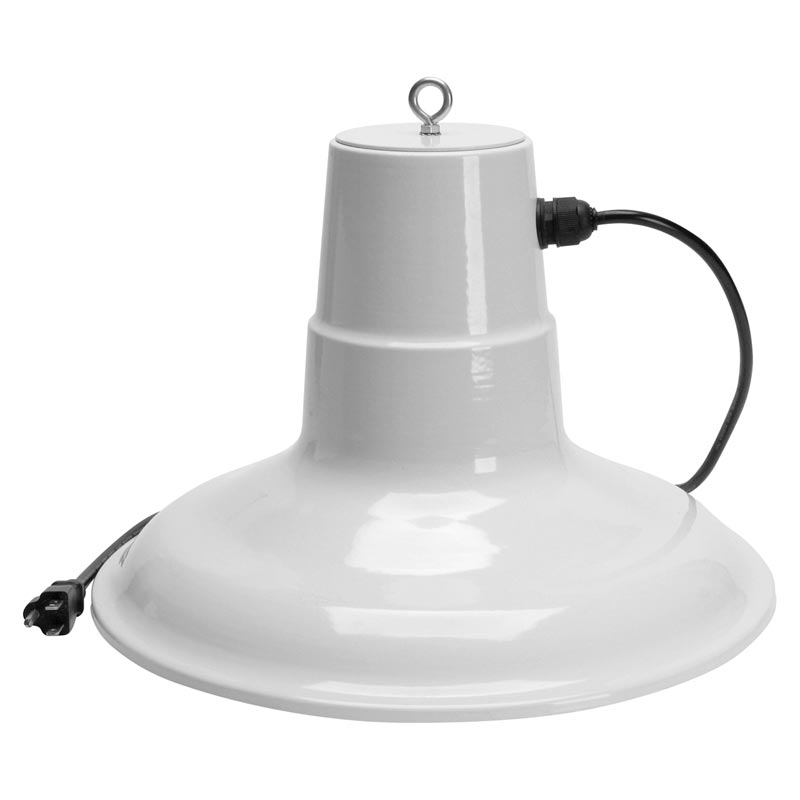 ValuTek Utility Light  Fixture Only  FarmTek