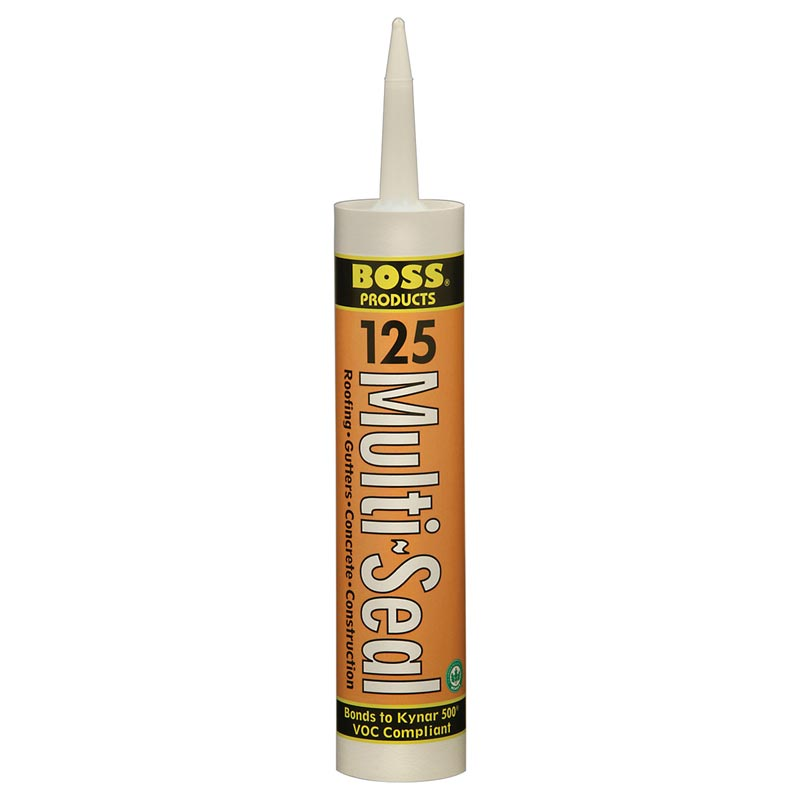 Boss 125 MultiSeal BuildingConstruction Sealant  FarmTek