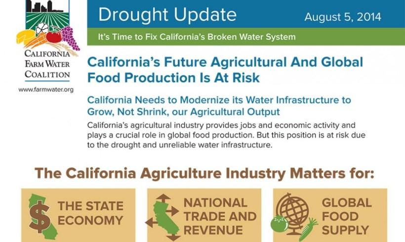 August 5, 2014 Drought Fact Sheet