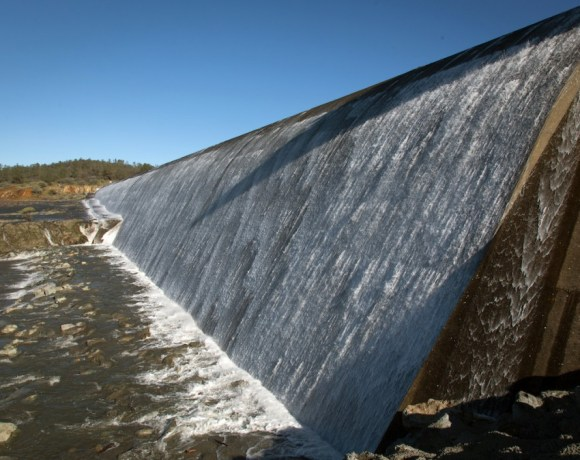 CFWC Statement on Oroville Dam Operations