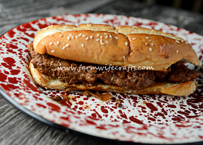Cube Steak Sandwiches